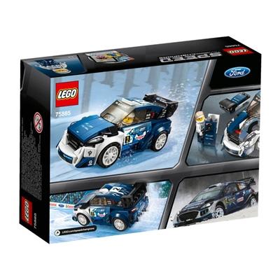 LEGO Speed Champions Ford Fiesta M-Sport WRC, 75885