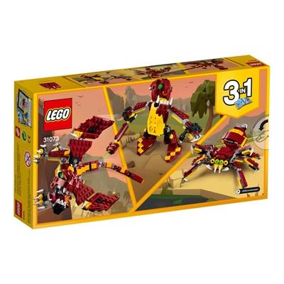 LEGO Creator Mytiska Varelser, 31073