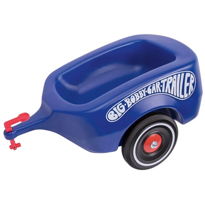 BIG Bobby Car Classic Släp Ocean Blå, 56277