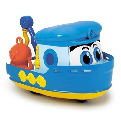 Dickie Toys Happy Båt med Kran och Bläckfisk, 203814006