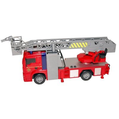 Dickie Toys SOS Stegbil med Ljud och Ljus, 203715001033