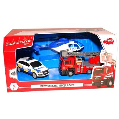 Dickie Toys SOS Räddningsteam, 203715008033