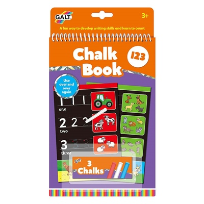 Galt Chalk Book 123, 1105476