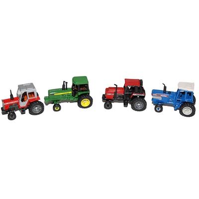 ERTL Traktor i Metall 1:64 1 st, 0036881041068