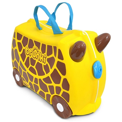 Trunki Resväska Gerry the Giraffe, 0265-GB01