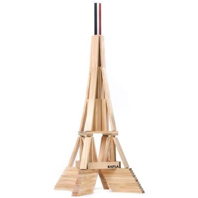 Kapla Eiffeltorn, 5050K