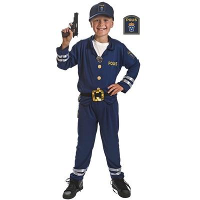 Rio Polisuniform 120cl, 42720