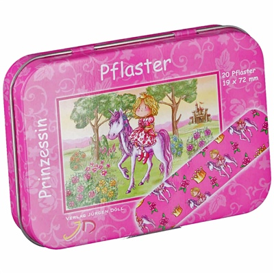Prinsessplåster i Plåtask, 263215
