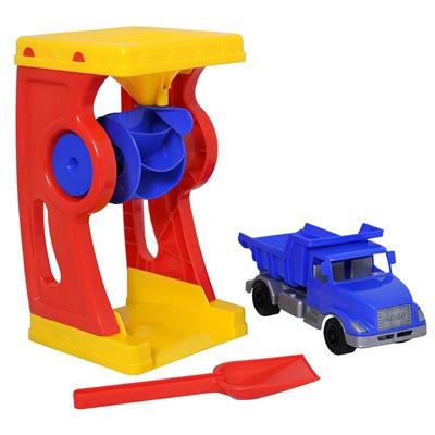 Plasto Sand- och Vattenhjul, 2402PO