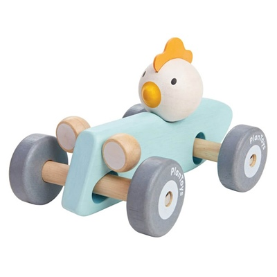 PlanToys Chicken Racing Car, 5716