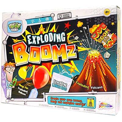 Weird Science Exploding Boomz, 44-0024