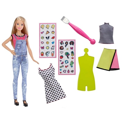 Barbie D.I.Y. Emoji Style, DYN93