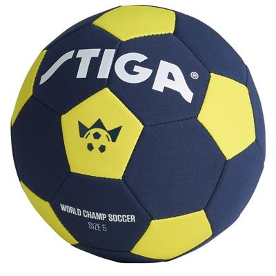 Stiga Fotboll Neo Soccer Stl 5 Blå/Gul, 84-2719-05