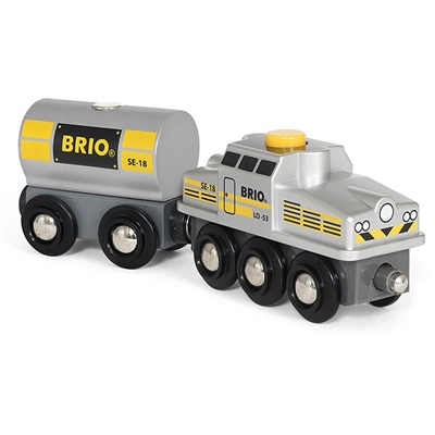 BRIO Specialutgåva Silvertåg 2018, 33500
