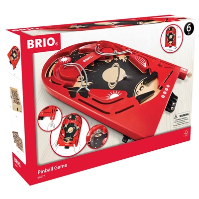 BRIO Flipperspel, 34017