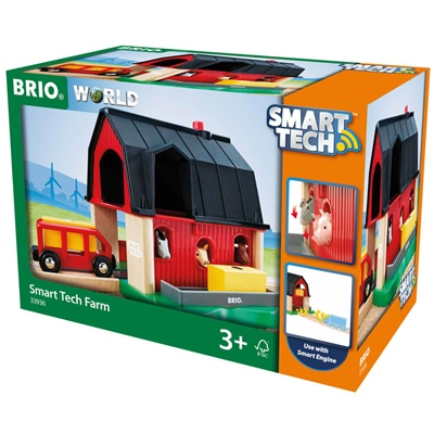 BRIO Smart Tech Bondgård, 33936