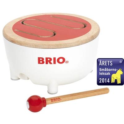 BRIO Musikalisk Trumma - Årets Småbarnsleksak 2014, 30181