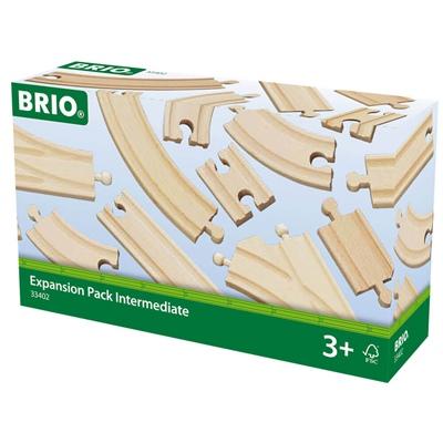 BRIO Påbyggnadssats 16 Delar, 33402BR