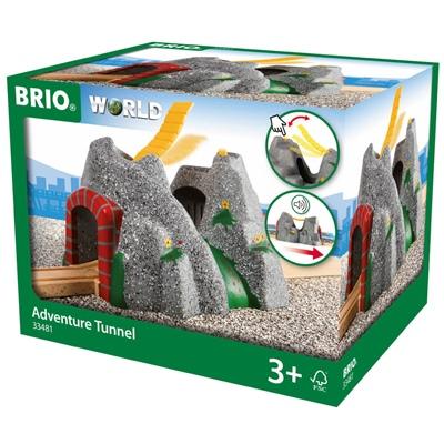BRIO Äventyrstunnel, 33481BR