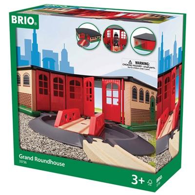 BRIO Det Stora Tågstallet, 33736