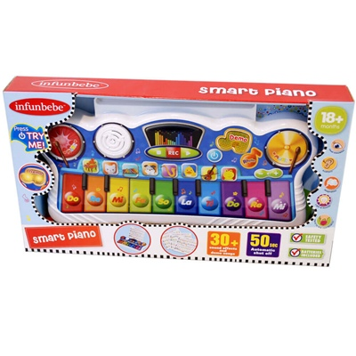 Infunbebe Baby Keyboard, 5572A