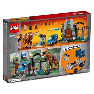 LEGO Juniors T.Rex - Rymning, 10758
