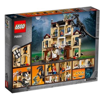 LEGO Jurassic World Indoraptor och Attacken mot Lockwood Es, 75930