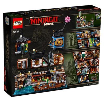 LEGO The Ninjago Movie City Hamnen, 70657