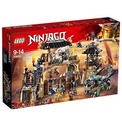 LEGO Ninjago Drakgrop, 70655