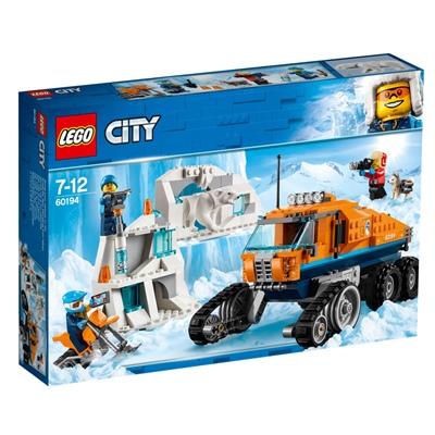 LEGO City Arktisk Spaningslastbil, 60194