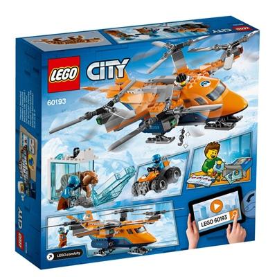 LEGO City Arktisk Lufttransport, 60193