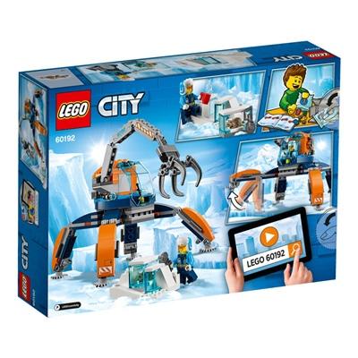 LEGO City Arktisk Isbandtraktor, 60192