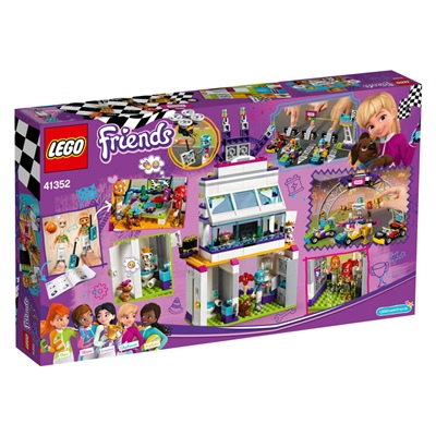 LEGO Friends Den Stora Tävlingsdagen, 41352