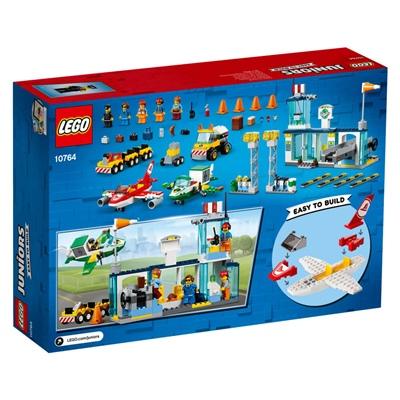 LEGO Juniors Cityflygplats, 10764