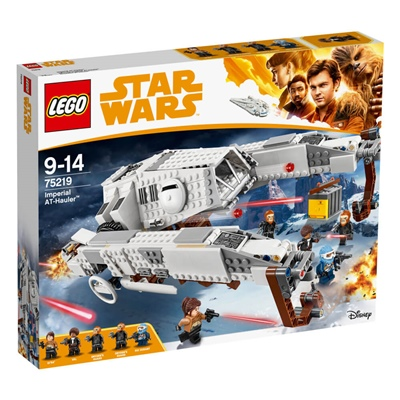LEGO Star Wars Imperial AT-Hauler, 75219