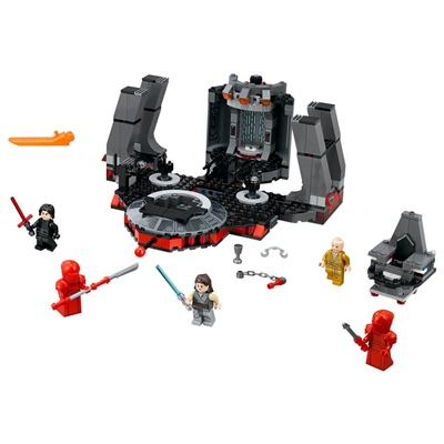 LEGO Star Wars Snoke's Throne Room, 75216