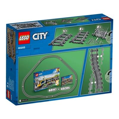 LEGO City Spår, 60205