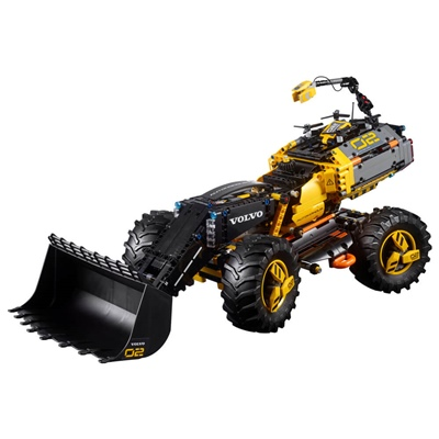LEGO Technic Volvo Hjullastare ZEUX, 42081