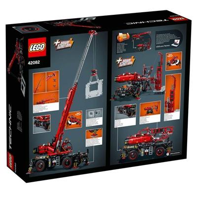 LEGO Technic Terrängkran, 42082