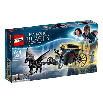 LEGO Harry Potter Grindelwalds Flykt, 75951