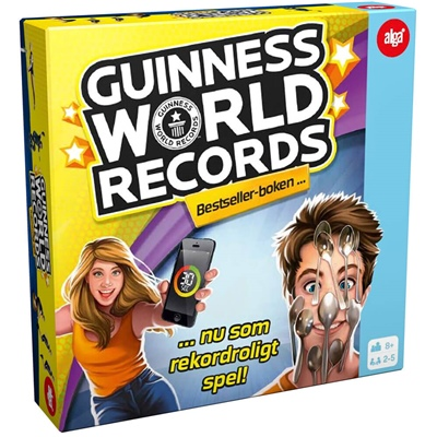 Alga Guinness World Records, 38010462