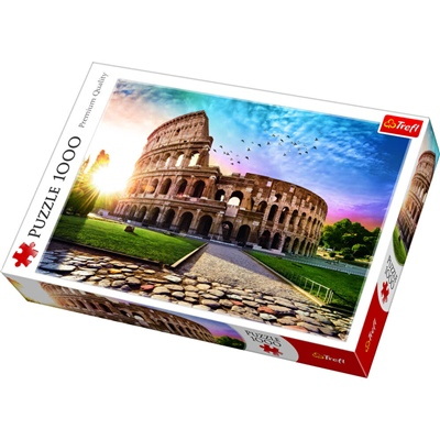 Trefl Pussel 1000 Bitar Sun-Drenched Colosseum, 10468