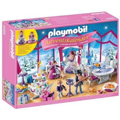 Playmobil Adventskalender Julbal i Kristallsalongen, 9485P
