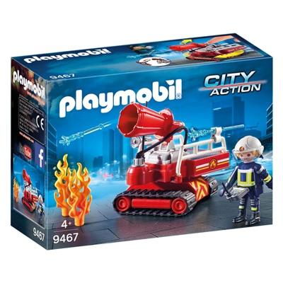 Playmobil Släckningsrobot, 9467P