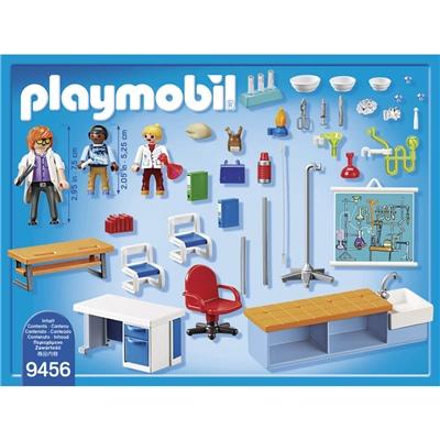 Playmobil Kemilektioner, 9456
