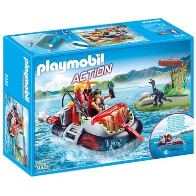 Playmobil Svävare med Undervattensmotor, 9435