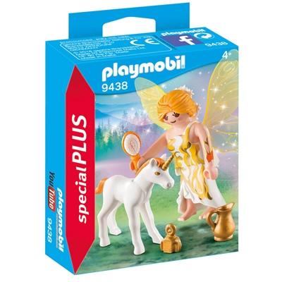 Playmobil Sommarälva med Enhörningsföl, 9438