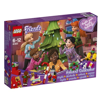 LEGO Friends Adventskalender 2018, 41353