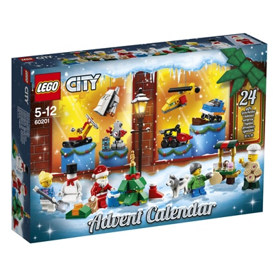 LEGO City Adventskalender 2018, 60201
