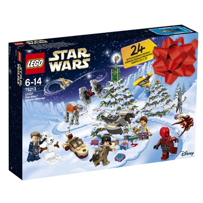LEGO Star Wars Adventskalender 2018, 75213